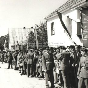 Posjeta Josipa Broza Tita Pljevljima-1959-4