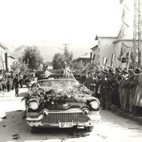 Posjeta Josipa Broza Tita Pljevljima-1959-2