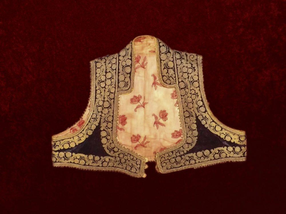 Женска православна и женска муслиманска ношња из Пљеваља - Јелек